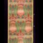 Az Imperial Wallcoverings dobta piacra ezt a tapétát az 1900-as évek elején. A stilizált tulipánok adják a minta alapját,