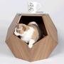 Dizájner macskalak a New York-i Design Shown.