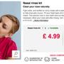 Talán az orröblítőkanna a gyűjtésünk legbizarrabb darabja. A megfázásra ajánlott termékért 4,99 fontot, 1800 forintot kell fizetni az Ideascomfort oldalán.