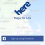 A Nokia navigációjába nagyon egyszerűen be tud lépni, akár Facebook segítségével is.