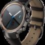 Az Asus is bemutatta a Zenwatch 3-at, ők is a klasszikus szépségre helyezték a hangsúlyt.