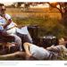 Francis Ford Coppola és Sofia Coppola több ezer dolláros bőröndökkel piknikeznek a vadonban.