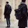 Chaby, a SmizeDivat bloggere neoprén hátizsákjával.