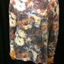 Pull & Bear: A virágos férfipulóver, amit nyáron kinéztünk, már eltűnt, de van ilyen hosszú ujjú póló 5995 forintért.