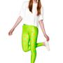 Banánokkal díszített neon színű leggings a Nushitól.