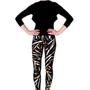 Az élénk színű és különleges mintás leggingsekre várhatóan lesz igény, hiszen hazánkban különösen népszerűek az efféle szerelések.