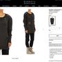 Kedvenc tételünk a Yeezy x Adidas Originals kollekcióból a patkányrágta pulcsi, ami valami különös oknál fogva 2600 dollárba kerül, azaz 676 ezer forintba.