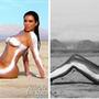 Kim Kardashian a Keep Up With The Kardashians címen futó realityben sem csinált titkot abból, hogy itt-ott belenyúltak a róla készített fotóba.