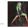 Courtney Love a Saint Laurent kampány után a Marc Jacobs hirdetésben is felbukkant. A képeket David Sims lőtte a márkának.